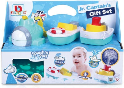 BB Junior Jr. Captain's Gift Set