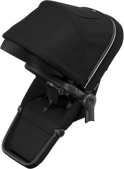 Thule Sleek Sittdel, Midnight Black on Black
