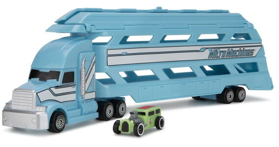 Micro Machines Mini Hauler Stil 3