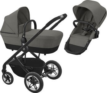 Cybex Talos S 2-in-1 Duovagn, Soho Grey