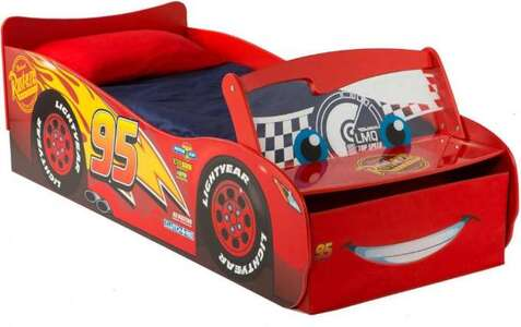 Disney Cars Juniorsäng 70x140