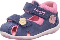 Superfit Fanni Sandal, Blue/Pink