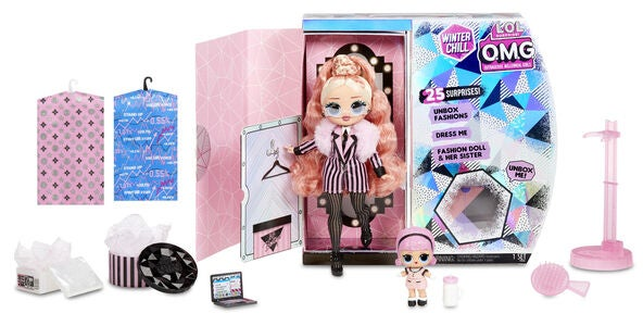 L.O.L. Surprise! OMG Winter Disco 2.0- Doll 3