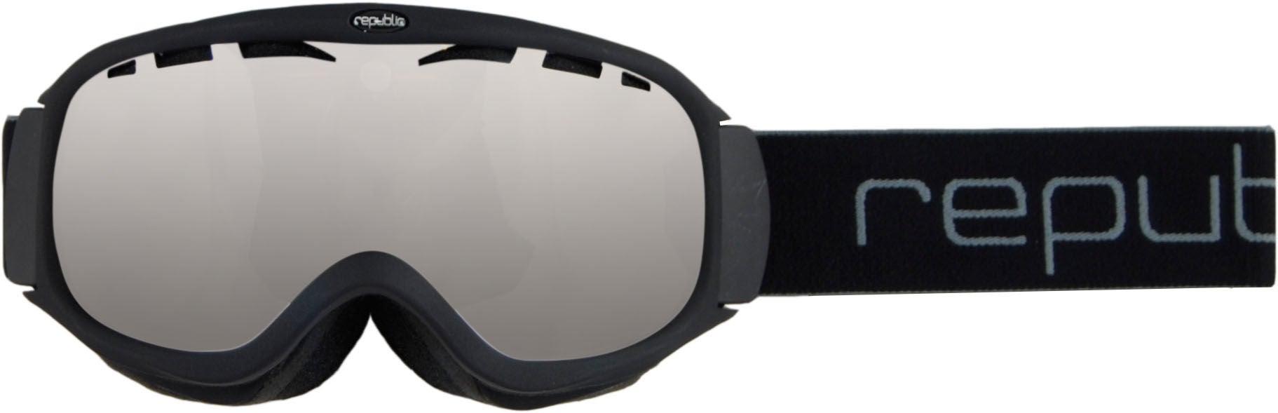 Republic R640 Skidglasögon JR, Black
