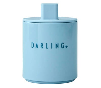 Design Letters Favoritmugg Mini Darling, Blå