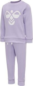 Hummel Arin Tracksuit, Pastel Lilac