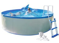 Swim & Fun Kreta Pool Med Pump 8150 L