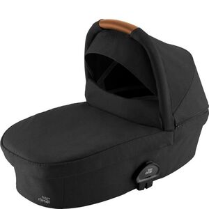 Britax Römer Smile 3 Liggdel, Space Black/Brown