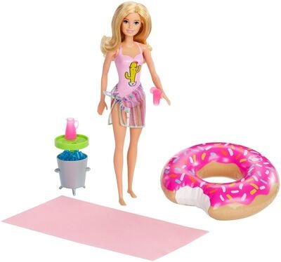 Barbie Docka Pool Party