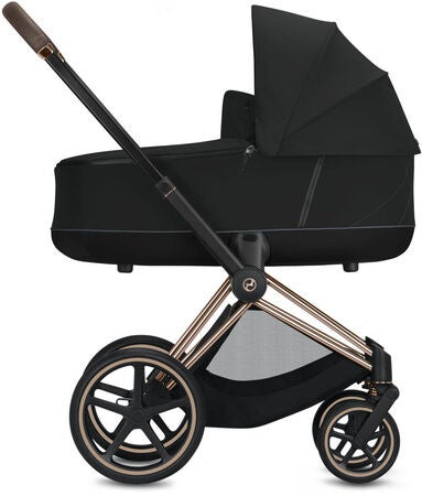 Cybex Priam Lux Liggdel, Deep Black