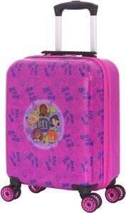 LEGO Friends With Heart Resväska 30L, Pink