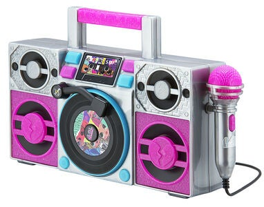 L.O.L. Surprise! Sing-Along & Record Boombox