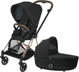 Cybex Mios Duovagn, Deep Black/Rose Gold