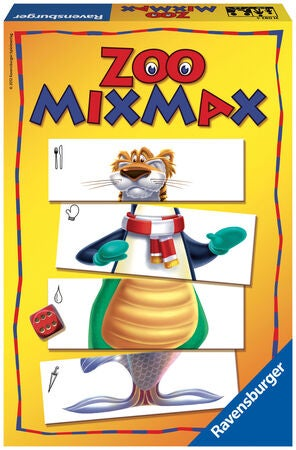 Ravensburger Zoo Mix Max