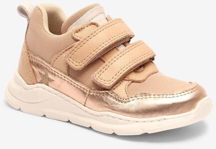 Bisgaard Pan Sneaker, Rose Gold