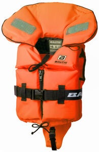 Baltic Split Front Flytväst 15-30 kg, Orange