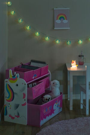 Alice & Fox Bordslampa Led Unicorn