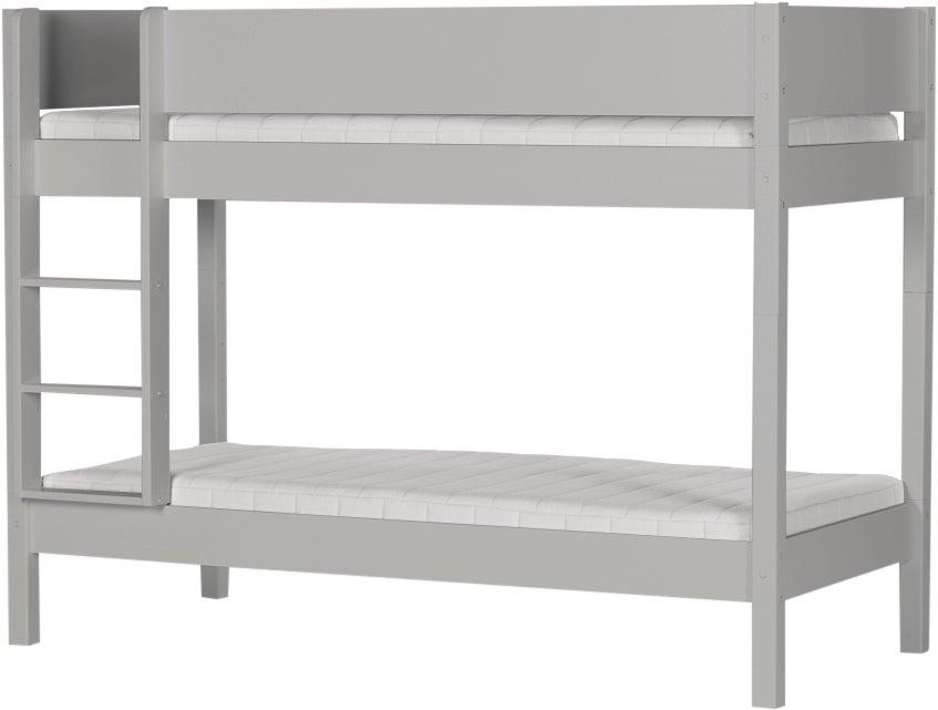 Manis-H Frigg Våningssäng 170 cm, Silver