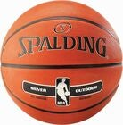 Spalding Basketboll NBA Silver Outdoor