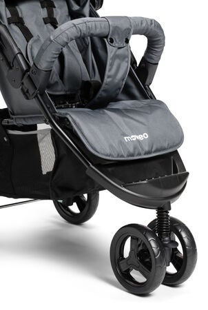 Moweo Simple Jogger Sulky, Grey