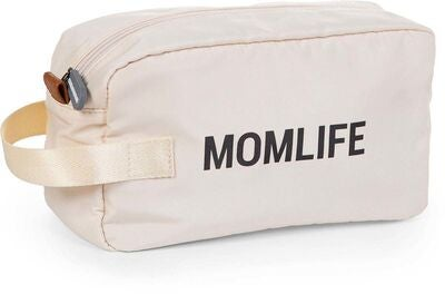 Childhome Mom Life Necessär, Offwhite/Black