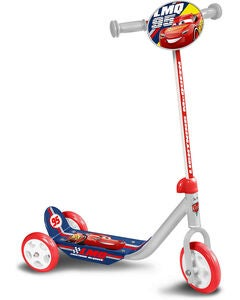 Stamp Cars 3 Sparkcykel Trehjuling