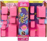 Barbie Color Reveal Carnival To Concert Docka