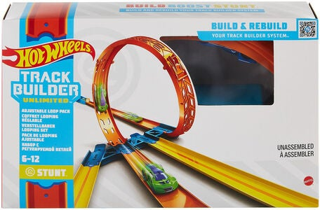 Hot Wheels Track Builder Helix