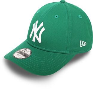 New Era NYY League Essential 940 Keps, GRNWHI