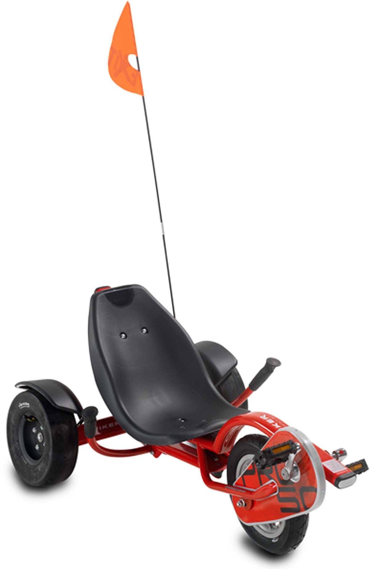EXIT Trehjuling Triker Pro 50, Röd