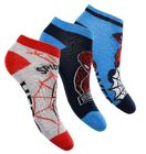 Marvel Spider-Man Strumpa 3-pack