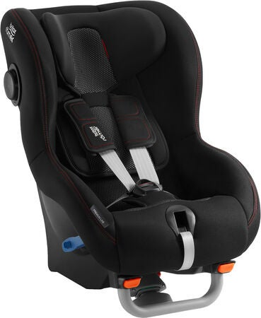 Britax Römer MAX-WAY Plus Bilbarnstol, Cool Flow Black