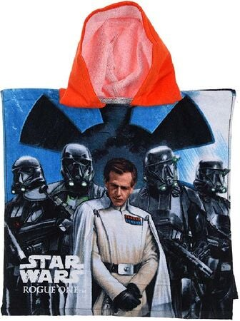 Star Wars Badponcho, Red