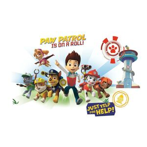 RoomMates Wallstickers Paw Patrol