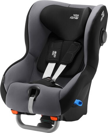 Britax Römer MAX-WAY Plus Bilbarnstol, Storm Grey