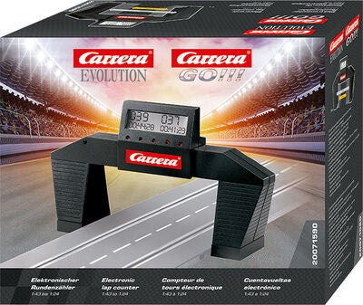 Carrera Electronic Lap Counter