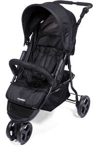 Moweo Simple Jogger Sulky, Black