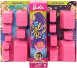 Barbie Color Reveal Park To Movies Docka