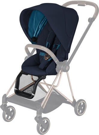 Cybex Mios Färgklädsel, Nautical Blue