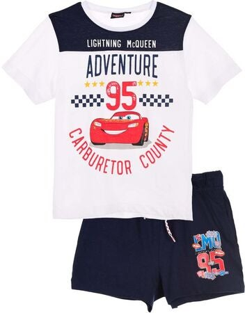 Disney Cars Set, White