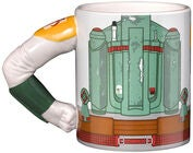 Star Wars Mugg Boba Fett Arm