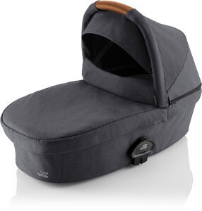 Britax Römer Smile 3 Liggdel, Midnight Grey