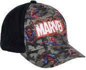Marvel Spider-Man Keps, Black