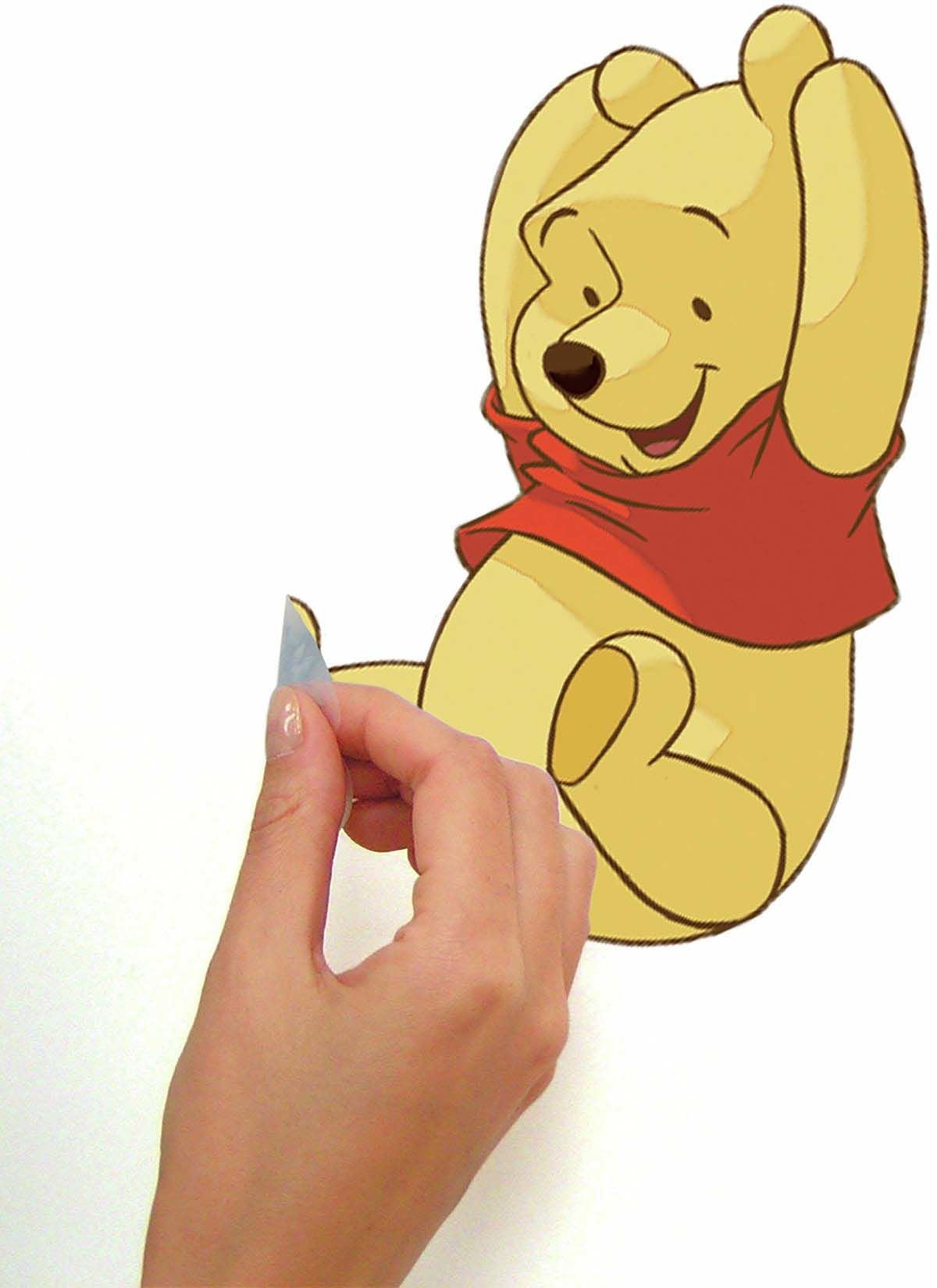RoomMates Wallstickers Disney Nalle Puh & Vänner