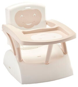 Thermobaby Booster Matstol, Sandy Brown