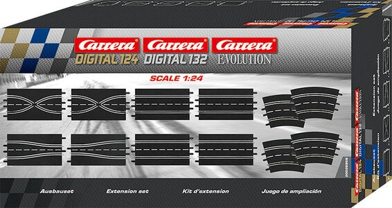 Carrera Ev Extension Set 3 Bilbana