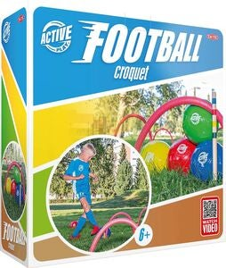 Tactic Football Croquet Spel