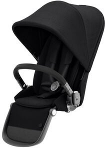 Cybex Gazelle S Syskonsits, Black/Deep Black