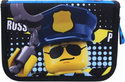LEGO City Pennfodral Police Cop, Blue