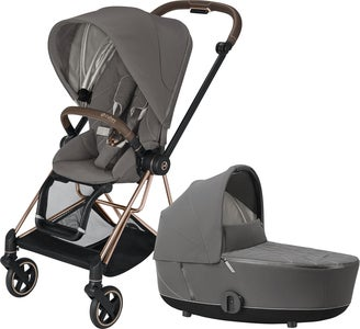 Cybex Mios Duovagn, Soho Grey/Rose Gold